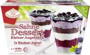 Coppenrath & Wiese Kleiner Augenblick Blaubeer-Joghurt <nobr>(2 x 85 g)</nobr> - 4008577000832