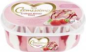 Cremissimo Erdbeer-Baiser Eis <nobr>(900 ml)</nobr> - 8712100699948
