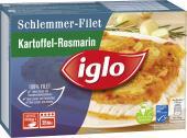 Iglo Schlemmer-Filet Kartoffel-Rosmarin <nobr>(380 g)</nobr> - 4250241206259