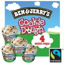 Ben & Jerry&apos;s Cookie Dough <nobr>(4 x 100 ml)</nobr> - 8712100724220