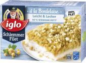 Iglo Schlemmer Filet à la Bordelaise leicht & lecker <nobr>(380 g)</nobr> - 4250241206938