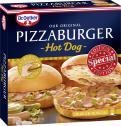 Dr. Oetker Pizzaburger Hot Dog <nobr>(370 g)</nobr> - 4001724020929