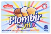 Dovgan Plombir Eiscreme Mini Mix <nobr>(8 x 85 ml)</nobr> - 4032549014787