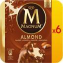 Magnum Mandel Multipackung <nobr>(6 St.)</nobr> - 8712566404629