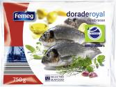 Femeg Dorade Royal Goldbrasse <nobr>(750 g)</nobr> - 4012481523561