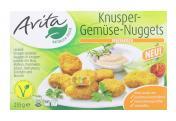 Avita Knusper-Gemüse-Nuggets <nobr>(255 g)</nobr> - 4006934883104