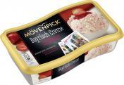 Mövenpick Eis Bayrisch Creme Erdbeere <nobr>(850 ml)</nobr> - 7613035844803