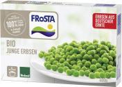 Frosta Bio Junge Erbsen <nobr>(400 g)</nobr> - 4008366012954