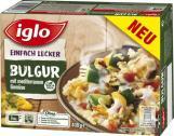 Iglo Einfach Lecker Bulgur mit mediterranem Gemüse <nobr>(400 g)</nobr> - 4250241207263