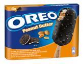 Oreo Peanut Butter Stieleis <nobr>(4 x 110 ml)</nobr> - 4007993025269