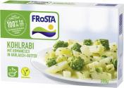 Frosta Kohlrabi in Bärlauch-Butter <nobr>(380 g)</nobr> - 4008366013593