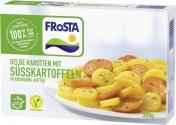 Frosta Gelbe Karotten mit Süsskartoffeln in Rosmarin-Butter <nobr>(380 g)</nobr> - 4008366013579