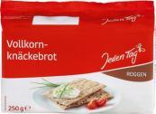 Jeden Tag Vollkorn-Knäckebrot Roggen <nobr>(250 g)</nobr> - 4306188363743
