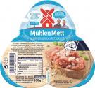 Rügenw. Mühlenmett Schinken-Zwiebelmettwurst <nobr>(100 g)</nobr> - 4000405003145