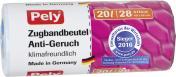 Pely Zugband-Müllbeutel Anti Geruch 20 Liter <nobr>(28 St.)</nobr> - 4007519085104