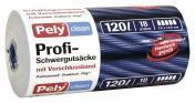 Pely Profi-Schwergutsäcke mit Verschlussband 120 Liter (18 St.) - 4007519085548
