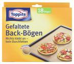 Toppits Back-Bögen gefaltet (18 St.) - 4008871206688