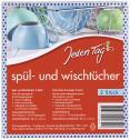 Jeden Tag Spül- und Wischtücher <nobr>(1 St.)</nobr> - 4306180096441