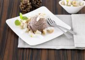 Set: Schokoladeneis mit Vanille-Kokos-Birnen - 2145300004748