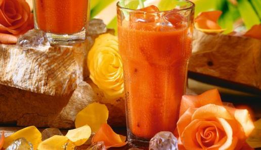 Tomaten-Drink Gazpacho