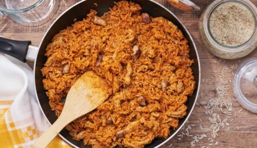 """MAGGI fix & frisch Reisgericht """"Djuvec Art"""""""