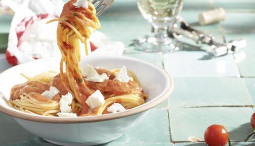 MAGGI fix & frisch Spaghetti Tomate-Mozzarella