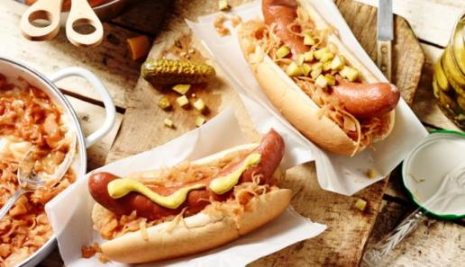 "Hot Dog ""Frankfurt-Style"""